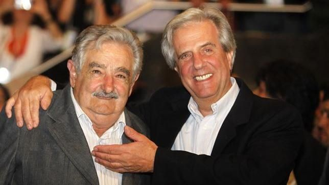Tabare Vazquez will assume the Uruguayan Presidency on Saturday as Jose Mujica steps down.