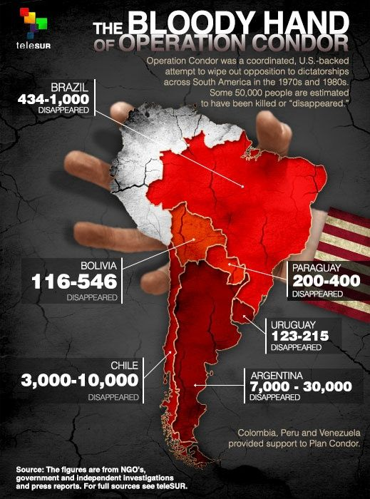 Operation Condor Infographic