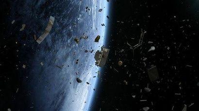 junk space earth orbit - photo #23