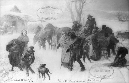 a history of the underground railroad and the life of black slaves in canada 1777 canadian slaves escape to vermont where slavery has been abolished 1790 underground railroad begins operating 1788- 1792 black people living in the maritimes flee slavery and racism in canada for the.