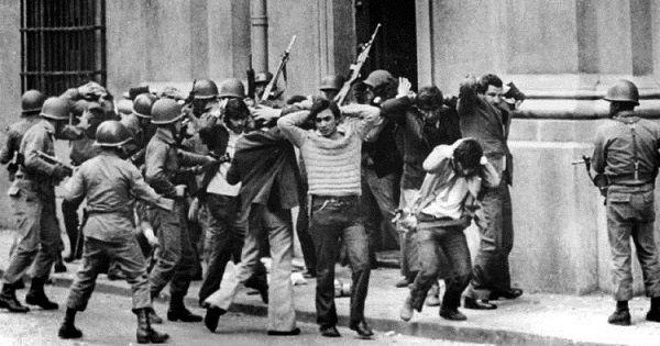 Şili: 'Öteki' 11 Eylül