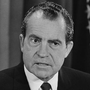 Dick Chaney por el presidente Bush